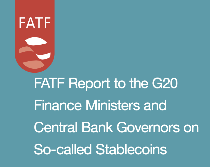 FATF-informe stablecoin